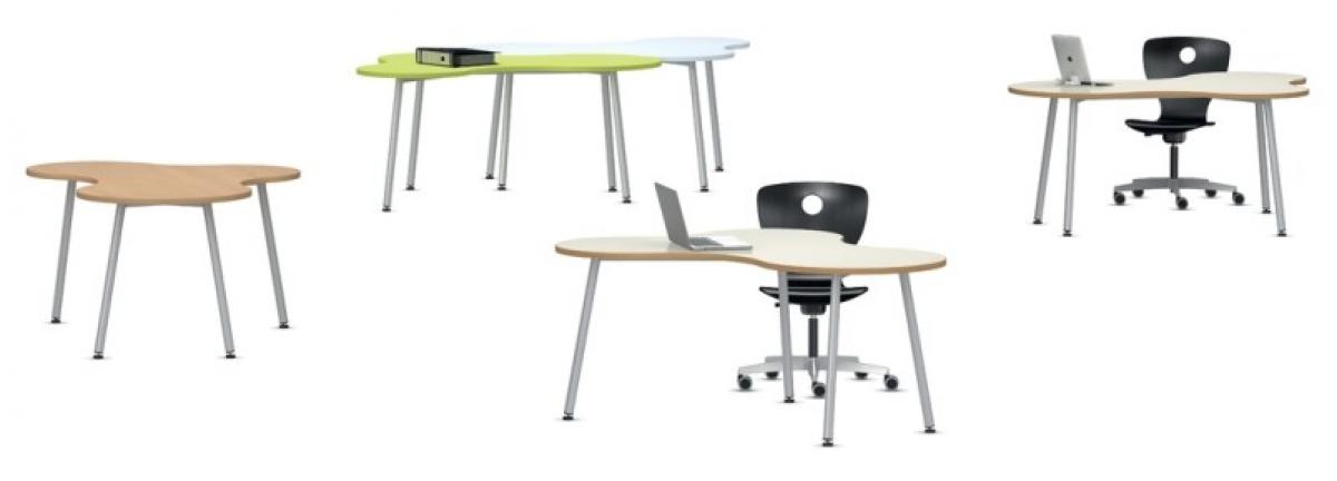 Amøbe bord