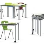 Tri-Table